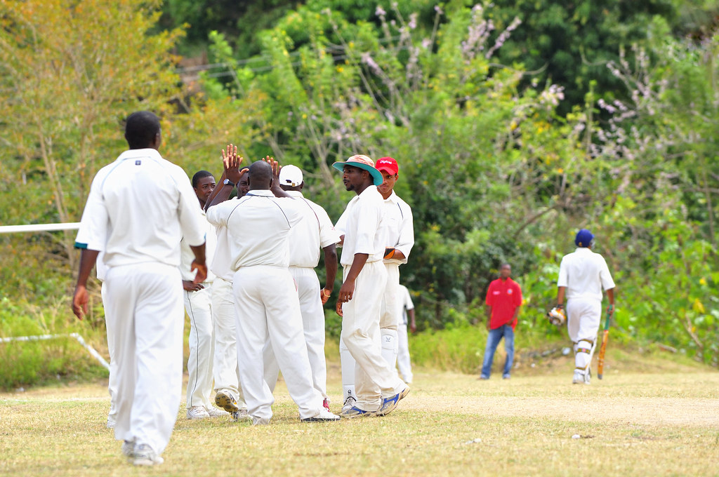 Cricket win - St. George's, Grenada (c) Lebawit Girma