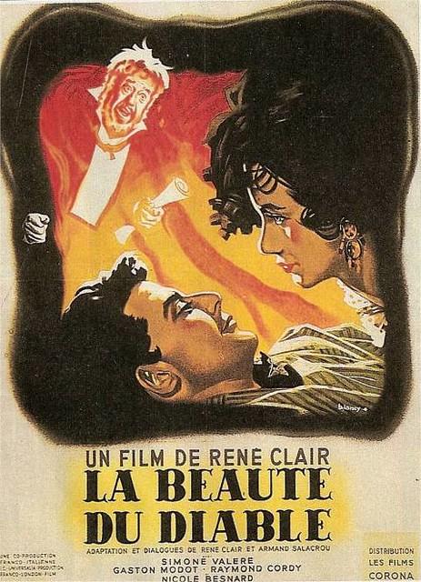 La beauté du diable 1949 René Clair