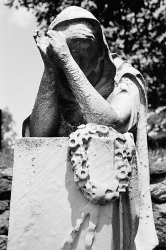 Weeping Woman Memorial