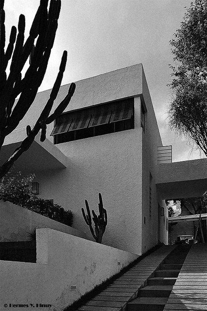 1930s architecture modernist house of itapolis street for Architecture 1930