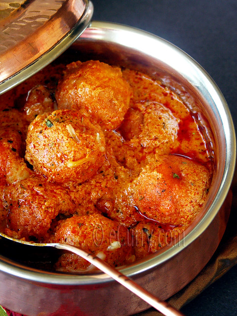 Malai Kofta / Cheese Dumplings Simmered in a Creamy Sauce | Flickr ...