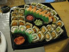 Sushi Bar Lucy Wang