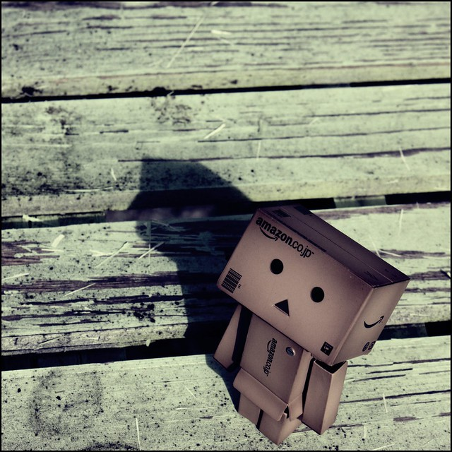 Danbo is in tha house