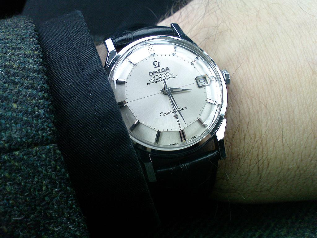 1964 Omega Constellation 168.005