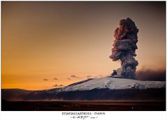Eyjafjallajökull - Dawn