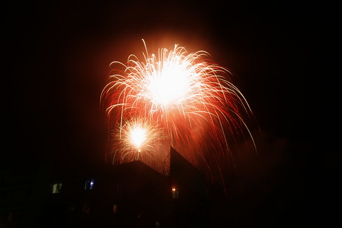 Pooram Fireworks