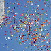 Times Square Confetti for Broadway on Broadway 2009 by NYC♥NYC