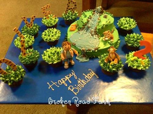 Rescue A Broken Birthday Cake