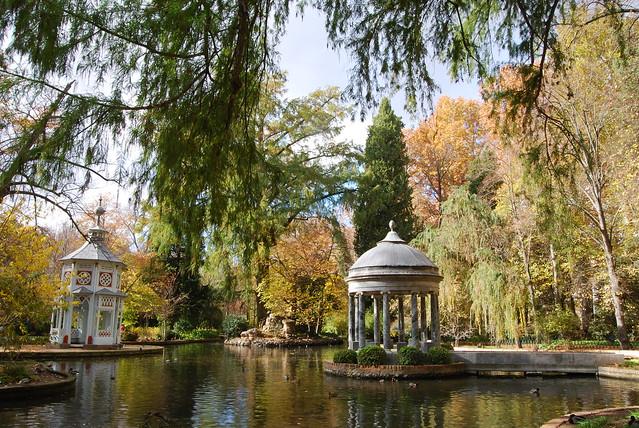 Jardin del principe en oto o aranjuez espa a flickr for Jardines en otono