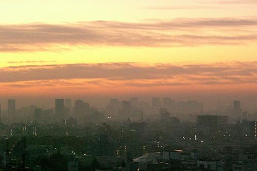 morning art japan sunrise dawn tokyo photos fine abigfave theunforgettablepictures platinumheartaward absolutelystunningscapes