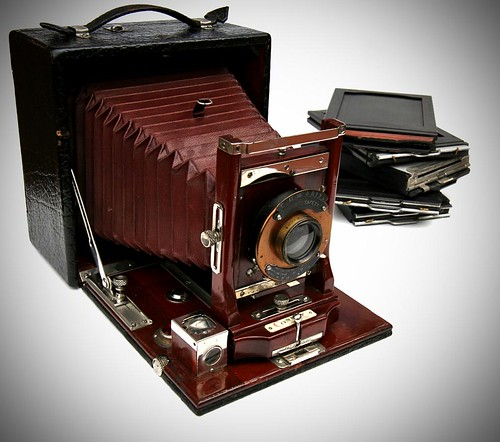 Conley Long Focus Model XV Plate Camera