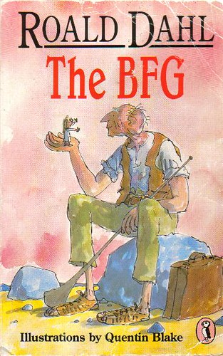 Roald Dahl Book Cover Pictures : The bfg by roald dahl flickr photo sharing