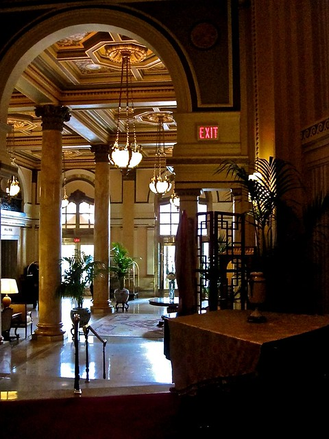 Lobby of the Willard Hotel, by ellenm1