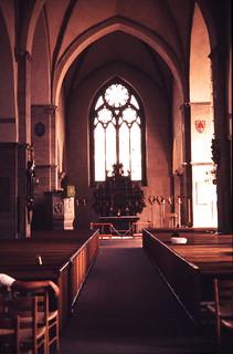 Hällefors church