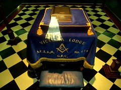 Victoria Lodge No. 474 at the Toronto West Masonic Temple 151 Annette Street Toronto Ontario