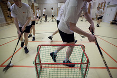 sport venue(1.0), floor hockey(1.0), sports(1.0), floorball(1.0),
