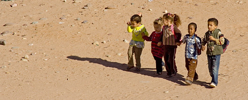 Children in M'Hamid, Morocco  (IMG_0982CROP)
