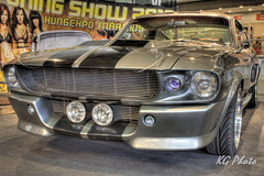 Ford Mustang Shelby GT500 Eleonor HDR