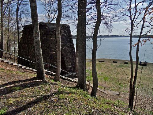 alabama weisslake cedarbluff cherokeecounty 18611865 thecivilwar cornwallfurnace theconfederacy ironfurnaces