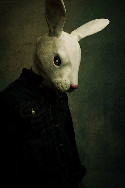 Animal mask/Anti Fashion