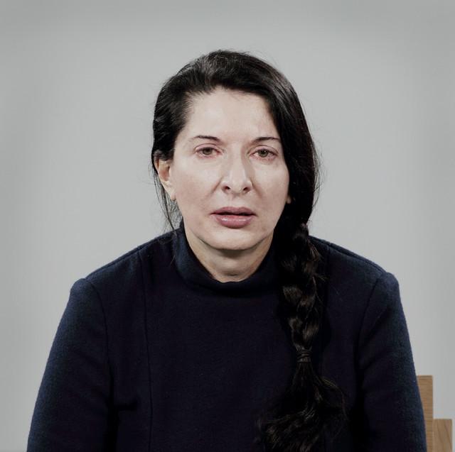 Day 18, Marina Abramović