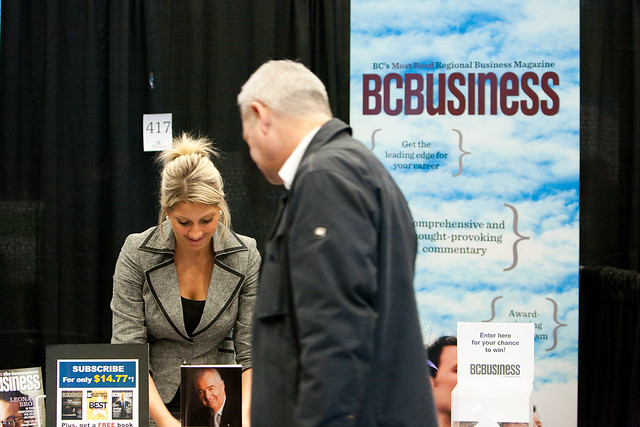 F5 Expo 2010: BC Business