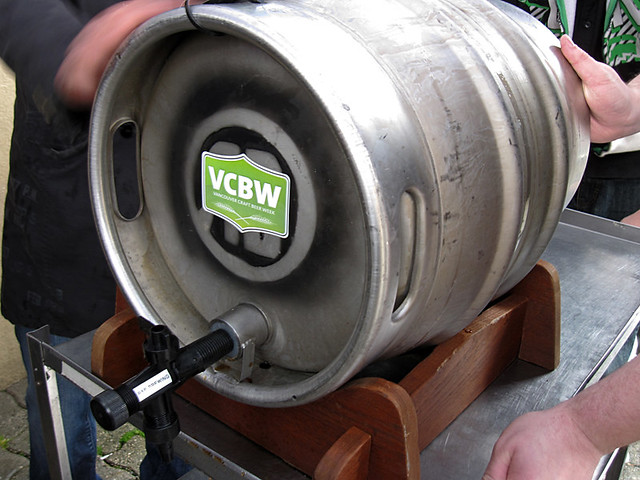 Collaboration Beer, official brew of VCBW 2011