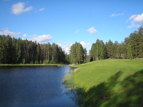 sky green estonia eesti võru