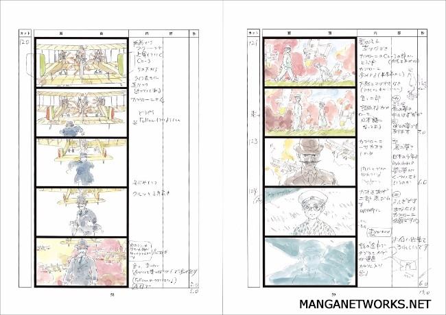 32277372774 9a976c02e0 o 16 Storyboards của Studio Ghibli sẽ khiến bạn muốn xem lại Movie ngay lập tức !!