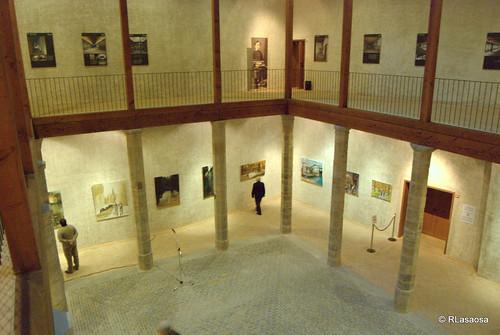 Palacio del Condestable, Pamplona by Rufino Lasaosa
