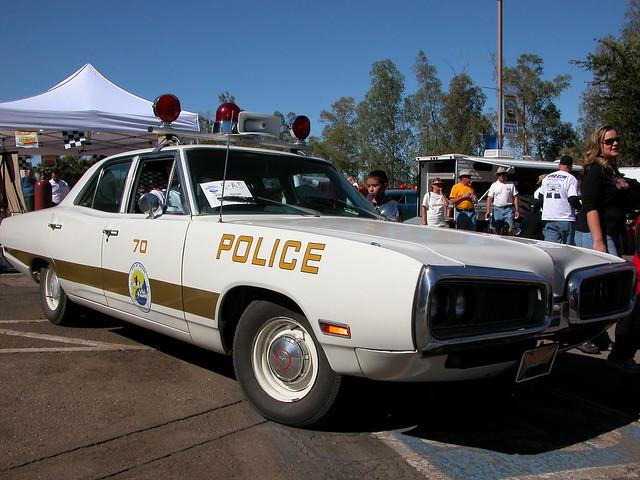 1970 Dodge Coronet 440 Tucson police | Ray Axe | Flickr
