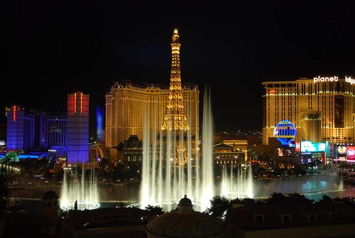 Las Vegas, November 2009