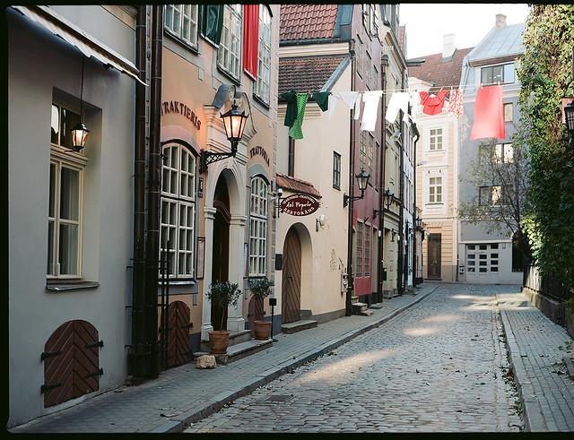 Old Riga, Trattoria del Popolo