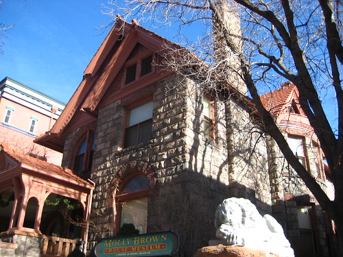 MOLLY BROWN HOUSE (Molly Brown House Museum)-1340 Pennsylvania