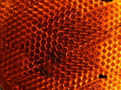 orange, honeycomb, fractal art, yellow, amber, macro photography,
