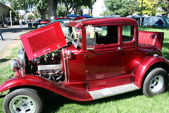 automobile, ford model a, vehicle, hot rod, antique car, vintage car, land vehicle, luxury vehicle, motor vehicle,