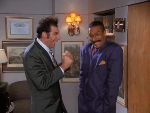 Seinfeld Kramer In Emergency Room