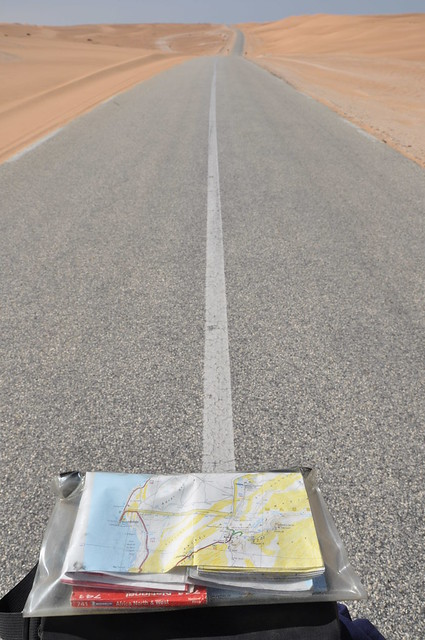 Red road to Nouakchott