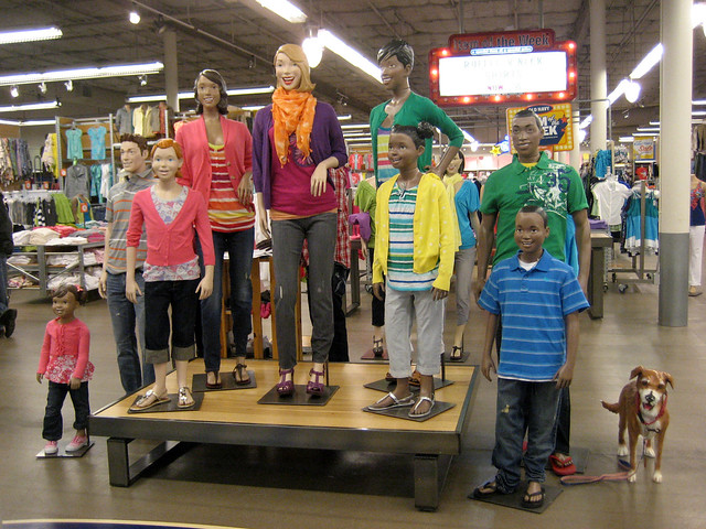 Old Navy Clothing Store - Houston, TX, United States. This is ongoing at