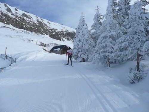 Esquí de fondo en Val d'Azun, Cauterets y Pont D'Espagne