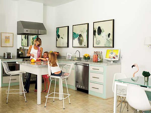 Modern kitchen art flickr photo sharing for Artwork for kitchen walls