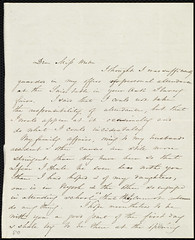 Harriet Beecher Stowe to Anne Warren Weston [Page 1]