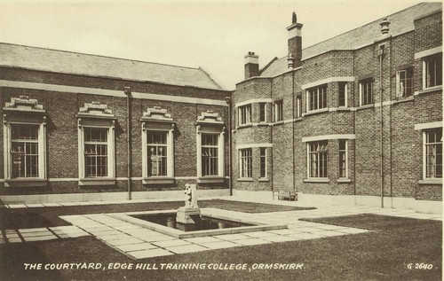 The Courtyard, Edge Hill Training College, Ormskirk