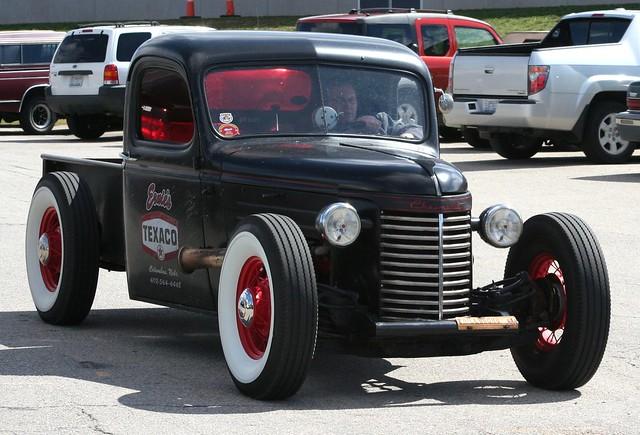 Custom 1940 Chevy Pickup