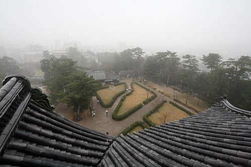 vacation japan architecture landscape matsue