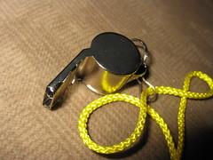yellow, keychain,