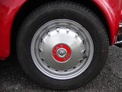 fiat 500 wheel, polished aluminium hubcaps cod n shc88   flickr
