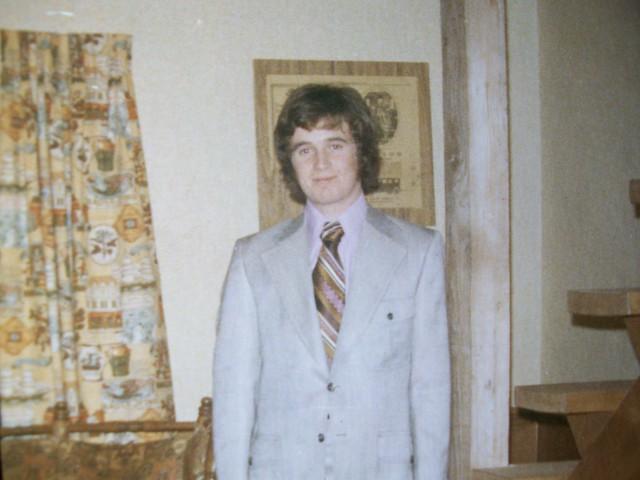 Young Michael Palin?? ...