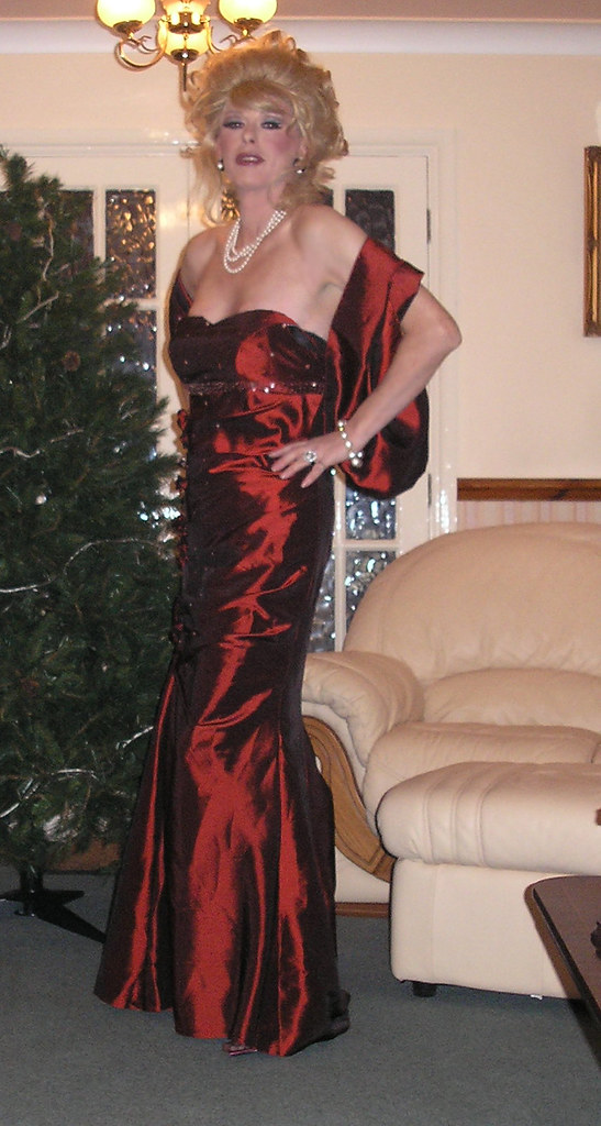 Tanya-Dawn Gift wrapped for Christmas
