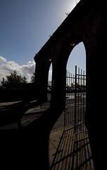 Arches, Greenock Central station